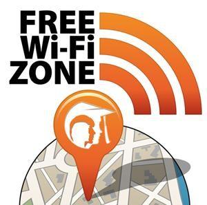 Forsyth County Schools Free Wifi Logo