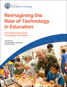 """National Education Technology Plan"" icon"